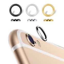 Beschermende ring om de camera lens van de iphone 6 6s te beschermen
