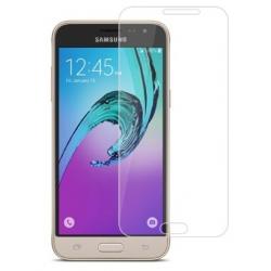 Krasbestendige screenprotector tegen krassen op het scherm van de Samsung Galaxy J3