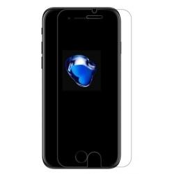 Screenprotector voor het scherm aan de voorkant van de iPhone 8