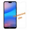 Screenprotector van kraswerend glas voor de Huawei P20 Lite