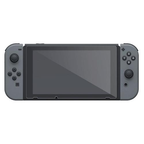 Harde glazen screen protector om het scherm van de Nintendo Switch te beschermen tegen krassen