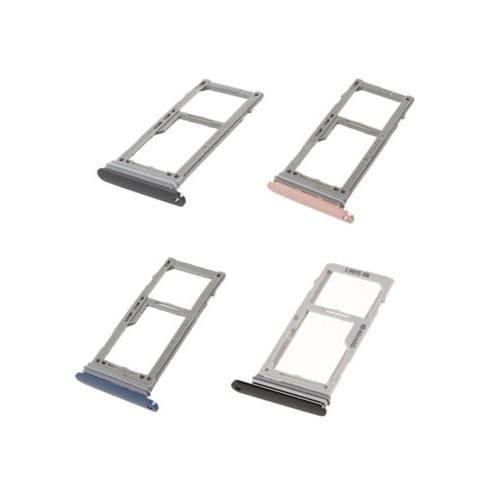 Vervangende SIM kaart houder adapter voor de Samung Galaxy S9 en S9 Plus