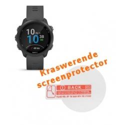 Kraswerende screenprotector voor de Garmin Forerunner 245
