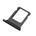 Zwarte vervangende SIMkaart houder voor de iPhone X