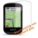 Screenprotector van gehard kraswerend glas voor de Garmin Edge 830