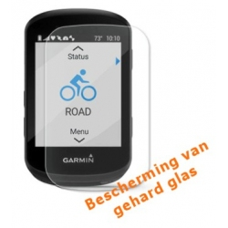 Screenprotector van glas voor de Garmin Edge 530