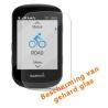Krasbestendige screenprotector voor de Garmin Edge 530