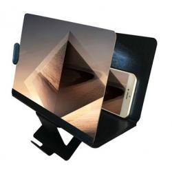 Vergroot glas hoes voor de smartphone
