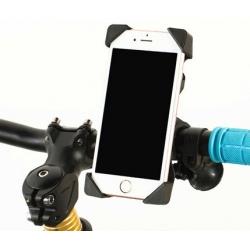 Stevige fiets houder voor op het stuur voor de smartphone