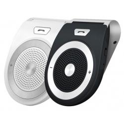 Bluetooth handsfree receiver voor aan de zonneklep