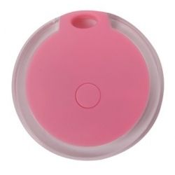 Sleutelhanger met bluetooth in het roze