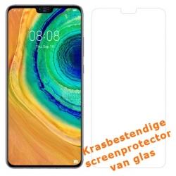 Screenprotector van gehard glas voor de Huawei Mate 30