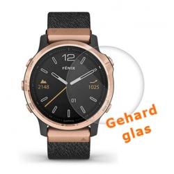 Screenprotector  van gehard glas voor de Garmin Fenix 6s Pro