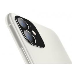 Protector voor de camera van de iPhone 11 in het zwart goud of zilver