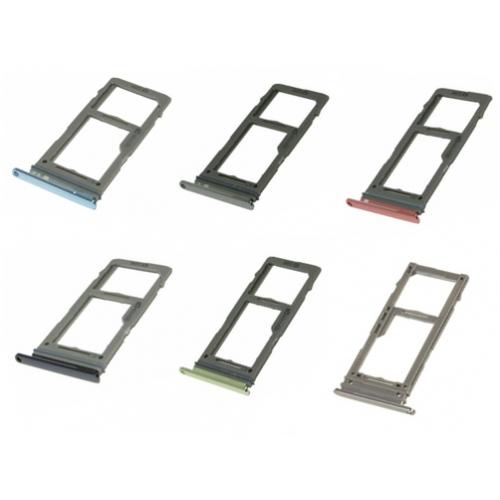 SIM kaart tray adapter voor de Samsung Galaxy S10 en S10 Plus