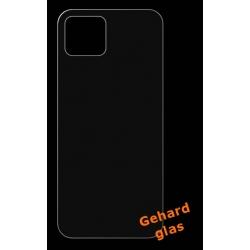 Glazen achterkant bescherming voor de iPhone 11