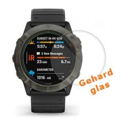 Screenprotector scherm bescherming voor het Garmin Fenix 6X Pro sport horloge