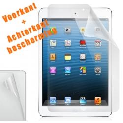 Voorkant en achterkant screen protector bescherming voor iPad mini 1 2 3
