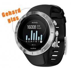 Screenprotector van kraswerend gehard glas voor het Suunto Spartan Trainer HR sport horloge