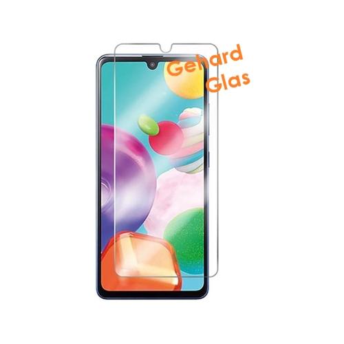Screenprotector van glas tegen krassen op het scherm voor de Samsung Galaxy A41