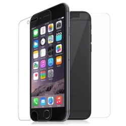 Voorkant (scherm) EN achterkant bescherming folie voor de iPhone 6
