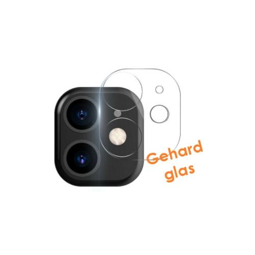 Camera lens bescherming van gehard glas voor de iPhone 12
