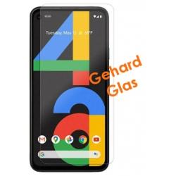 Screenprotector voor de Google Pixel 4a van kraswerend gehard glas
