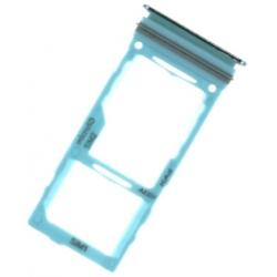 Blauwe SIM kaart adapter tray voor de Samsung Galaxy A52