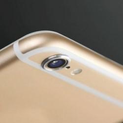Beschermings ring voor de camera lens van de iphone 6 6s