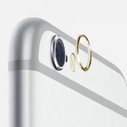Bescherming voor de camera lens van de iphone 6 6s