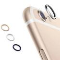 Camera lens bescherming bescherm ring rand randje voor de iphone 6 6s iphnbesch030