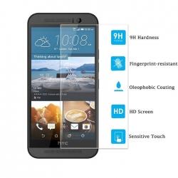 Scherm bescherming van hard glas voor de HTC One M9