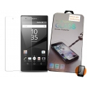 Schermbescherming van gehard glas voor de Sony Xperia Z5