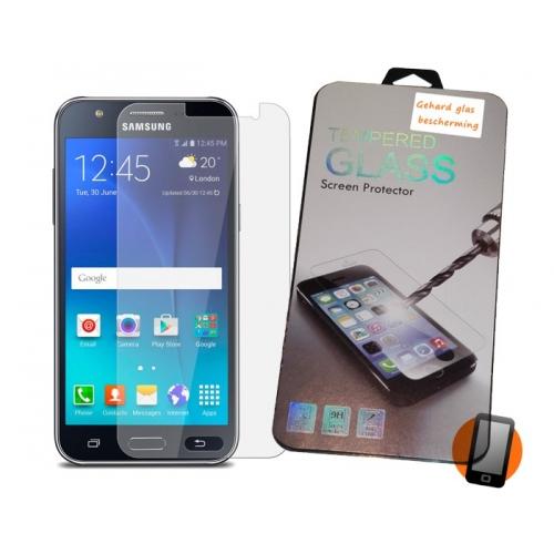 Scherm bescherming voor de Samsung Galaxy J7 van 9H gehard glas