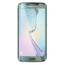 Bescherm folie tegen krassen op het scherm van de Samsung Galaxy S6 Edge