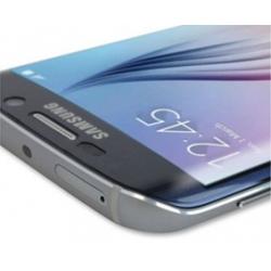 Gebogen glas bescherming voor het scherm van de Samsung Galaxy S6 Edge