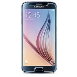 Platte ccreenprotector van gehard glas voor het scherm van de Samsung Galaxy S6 Edge
