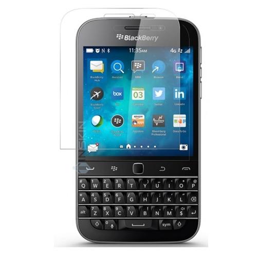 Screenprotector folie voor het scherm van de Blackberry Classic Q20