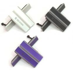 Set stofkapjes voor de Sony Xperia Z1