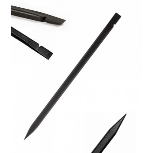 Handige antistatische nylon spudger tool om de behuizing van uw smartphone of tablet mee open te maken