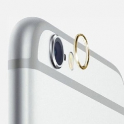 Zelfklevend ringetje om de camera lens van de iPhone 6 PLUS en 6s PLUS te beschermen tegen beschadigingen