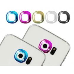 Bescherming voor de camera voor de Samsung Galaxy S6 en S6 Edge