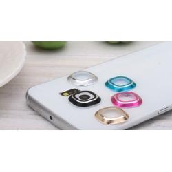Bescherming om de camera lens te beschermen van Samsung Galaxy S6 en S6 Edge