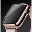 Bescherming van gehard glas voor de iWatch tegen krasjes op het touchscreen