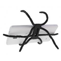 Multifunctionele spin houder met flexibele poten voor een goede en stevige bevestiging