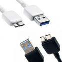 USB 3 kabel voor de Samsung Galaxy S5, Note 3