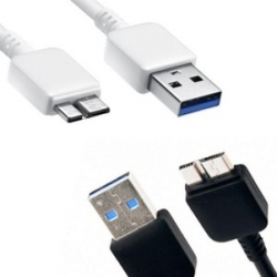 USB 3 kabel voor de Samsung Galaxy S5, Note 3