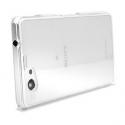 Achterkant bescherming voor de Sony Z1 Compact tegen krasjes