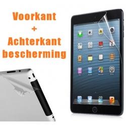 Voorkant EN achterkant bescherming voor de iPad 2, 3, 4