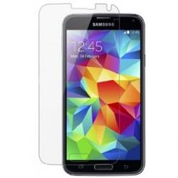 Scherm folie screenprotector voor de Galaxy S5 om het scherm te beschermen tegen krassen